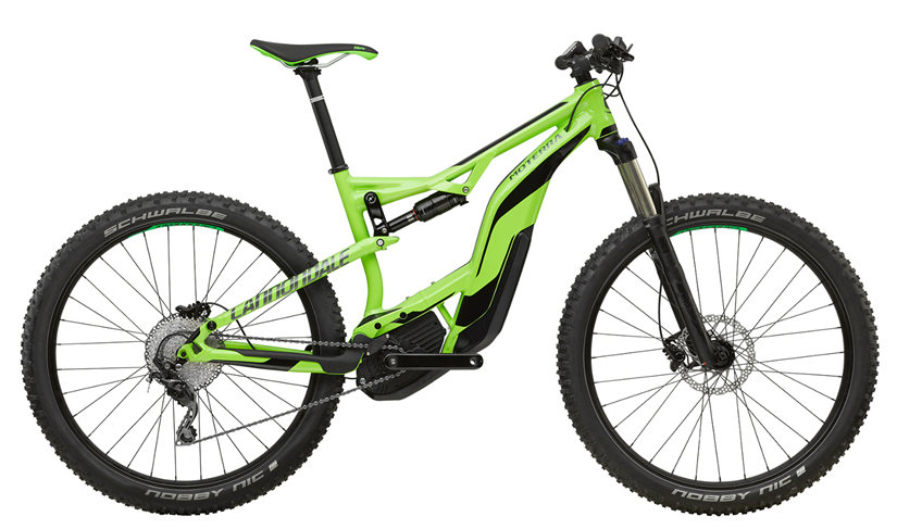 E-VTT All Mountain 27.5″