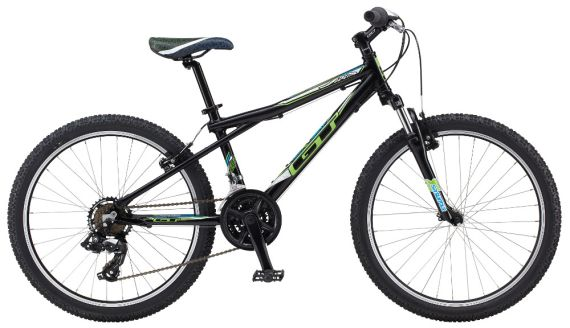 Semi-rigid sport Mountain Bike